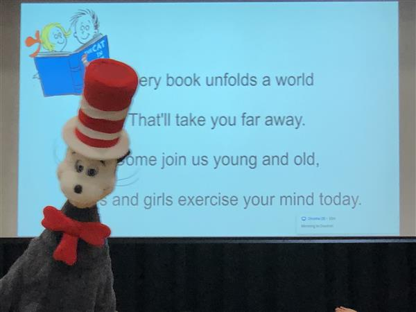 Cat in the Hat Visits Chittick