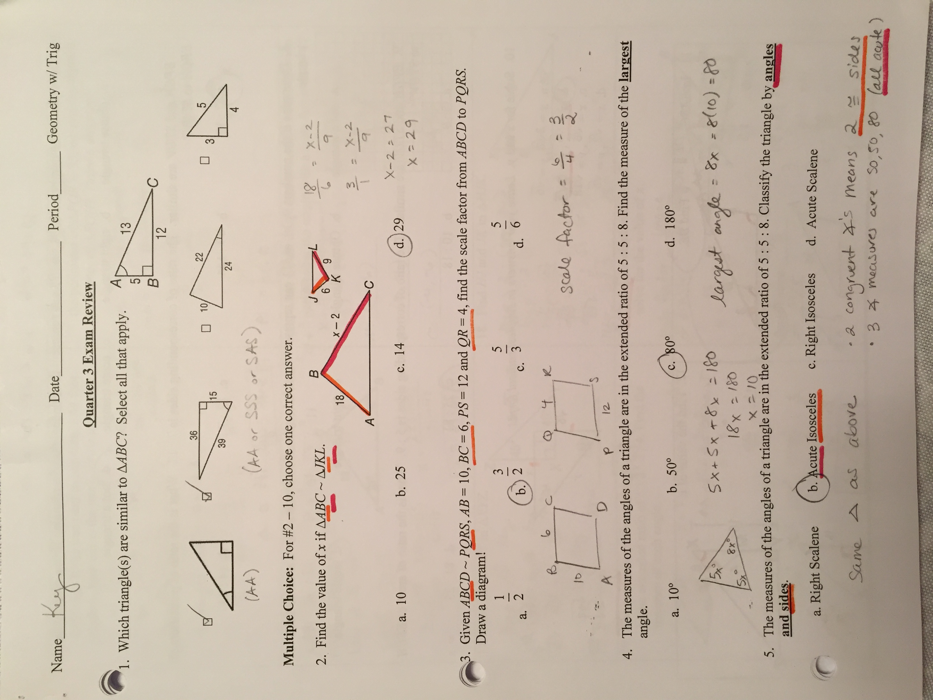 Quarterly Review - page 1