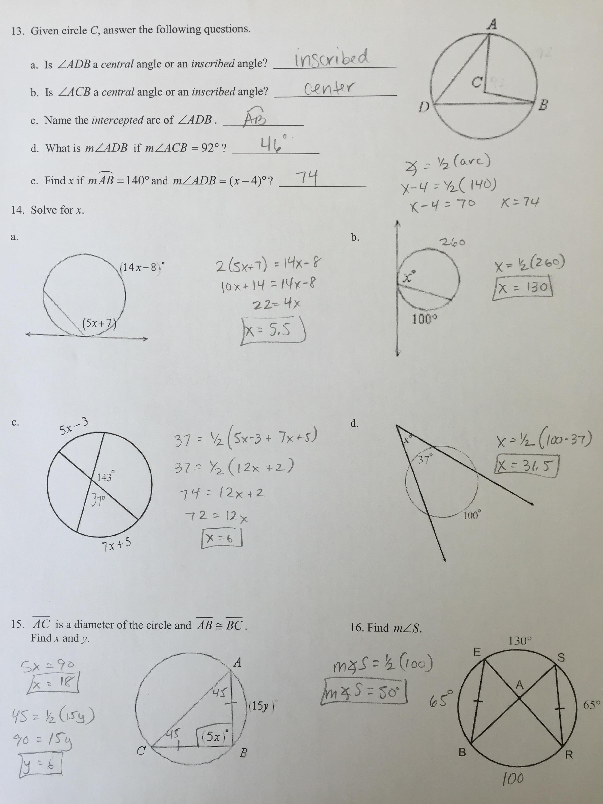 CRUPI ERIN Geometry