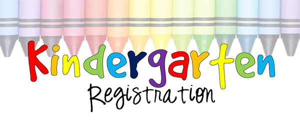 Kindergarten Registration - Please click here
