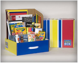 Pre-Order School Supplies with School Tool Box