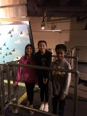 5th Grade Trip to Liberty Science center