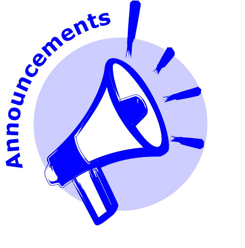 HMS Weekly Announcements