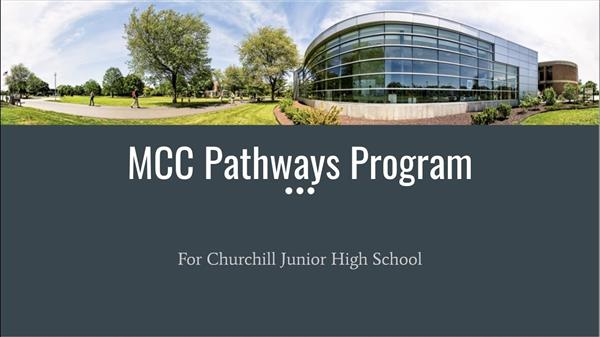 Informational video about the EBHS/MCC Dual Enrollment program.