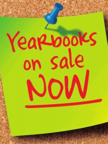 Buy Your Yearbook Today and Save