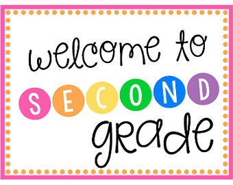 Offin, Carly / Welcome to Second grade!!