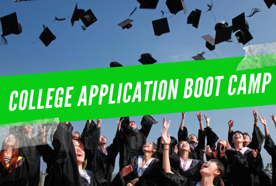 Virtual College Application Boot Camp Presentations
