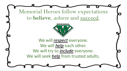 Memorial Expectations